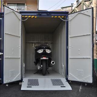 バイクボックス
