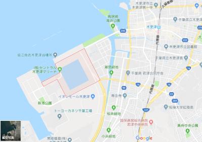 木更津地図