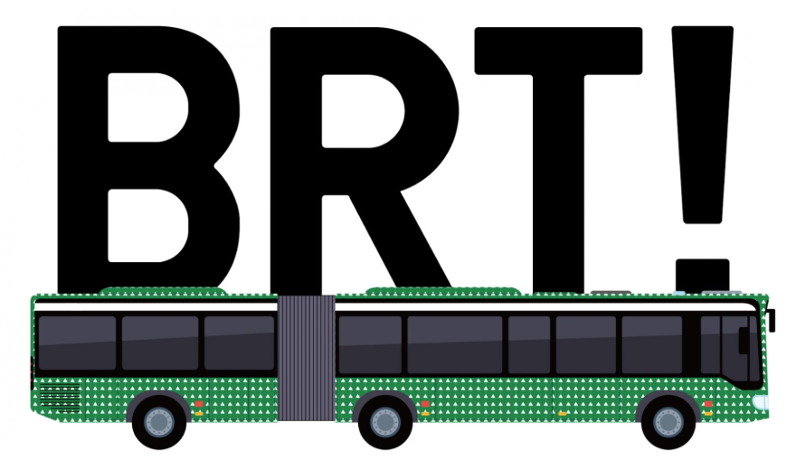 BRT=バス・ラピッド・トランジット