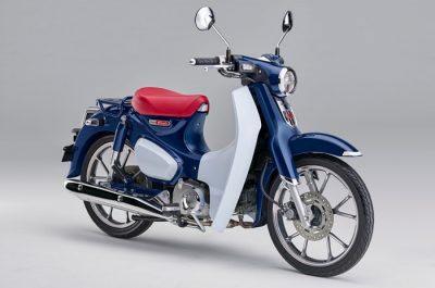 ホンダ 新型スーパーカブ125