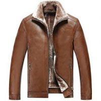 ラム革のジャケット