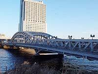 普段の白鬚橋