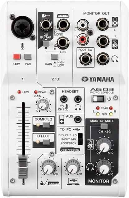 YAMAHA Mixer AG03