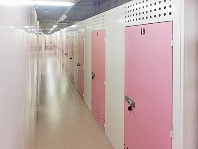 トランクルームのイメージ
