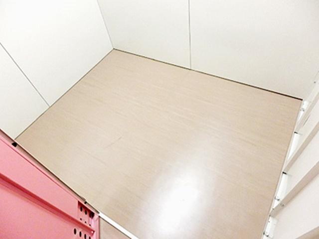 トランクルームの広さのイメージ