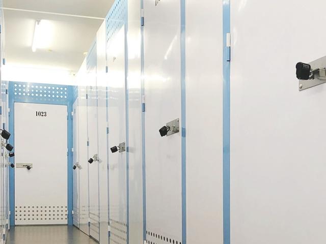 屋内型トランクルームのイメージ