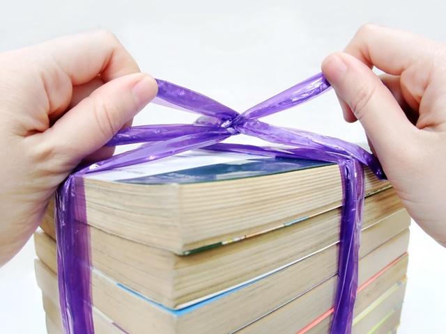 本のリサイクルイメージ