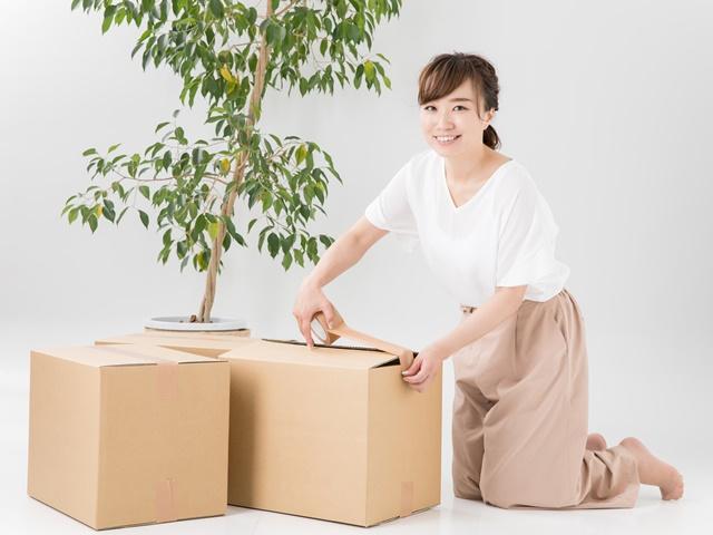 引っ越し前の手早い荷物整理術! プロが5つの準備のコツと荷造りワザを教えます | トランクルームで始める素敵な暮らし!